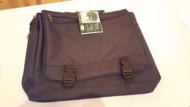 Soft Sided Expandable Briefcase