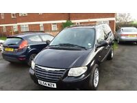 Chrysler grand voyager automatic 2005