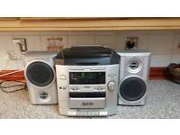 Matsui stereo the cd changer