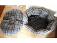 Luxury dog bed
