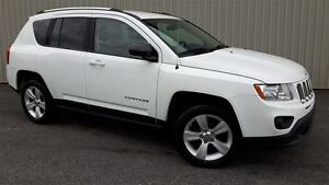 2012 Jeep Compass North +4x4, Automatique+