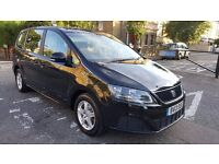 2013 Seat Alhambra S 2.0 Tdi Manual 7 Seater