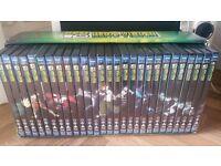 27 x Ben 10 DVD'S