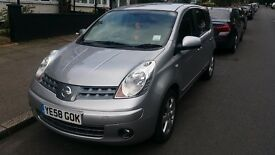 Nissan Note Tekna 58 Good condition