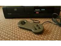 Philips cdi 210 console with 25 games
