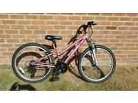 Apollo Vivid girls bike