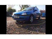 Vauxhall Corsa Club B 1.2 16v 3dr