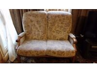FREE Sofa & Armchair - Great Condition Must go ASAP