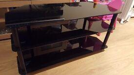 Glass TV unit for sale
