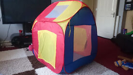 Kids Play House with 193 Balls included