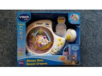 Brand new Vtech baby Sleepy Bear Sweet Dreams