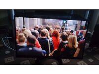 "LG 27"" LED TV FREEVIEW HD/FREESAT/SMART/WIFI/MEDIA PLAYER/FREESAT/SLIM DESIGN AS NEW NO OFFERS"