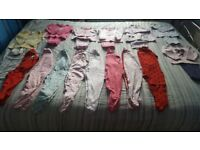 Baby Girl Clothes 12-18 mths