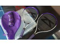 BRAND NEW and UNUSED Tennis Racket Set