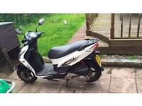 Sym jet 4 125 moped