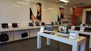 LAPTOPS & COMPUTERS STARTING $149 @ MOBILE DEPOT 130 AVE SE !!!! WARRANTY !!! HOLIDAYS GIVING SALE !! STARTING $149 !!