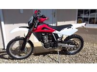 HUSQVARNA TE250 2008/08 REG ENDURO/MOTORCROSS/ROAD REGISTERED MAY SWAP CAR/VAN/BIKE OF SAME VALUE