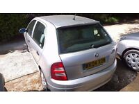 Skoda Fabia vrs 2004-04-reg, 1900cc turbo diesel, New mot only 131,000 MILES 5 Door Hatchback