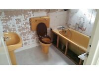 Fancy a funky retro bathroom - complete set available.