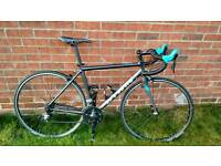 B'TWIN Triban 500 SE Road Bike with Carbon fork - 54