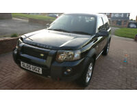 Land Rover Freelander 1.8 Xei Imaculate Black Special Edition