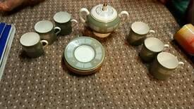 Wedgewood coffee set
