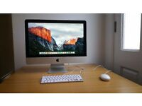 "2 Apple Core i3 21.5"" Imacs for Sale"