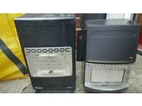 2 calor gas heaters