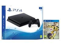 PS4 1TB Slim line console brand new sealed with FIFA 17
