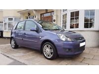 Ford Fiesta Ghia - 1.4l - '56 (2006) - Manual - Petrol - Leather Interior - 1 Owner from new