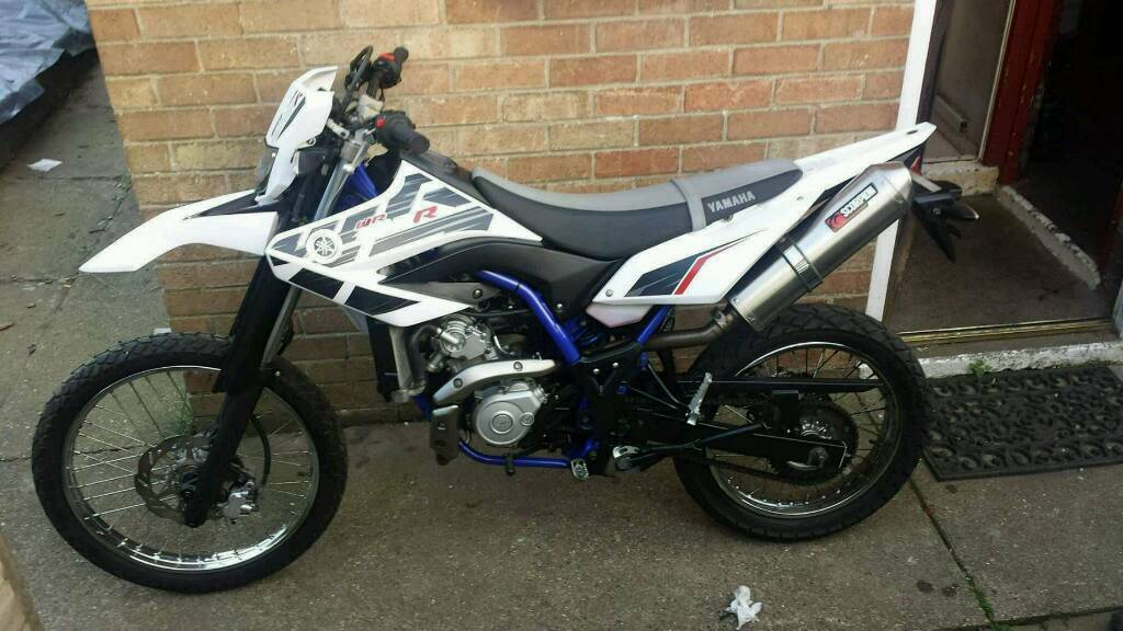 yamaha wr 125 r 2016 in hull east yorkshire gumtree. Black Bedroom Furniture Sets. Home Design Ideas