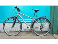 Land Rover hybrid bicycle