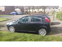 FIAT PUNTO 08 PLATE LOW MILAGE