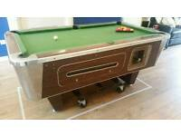 6x3 slate bed pool table...Very heavy but can deliver locally