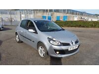 2006 (06 REG) Renault Clio 1.4 Dynamique 5dr For Sale £995 Mot'd til 19/09/2017 & 3 Months Warranty
