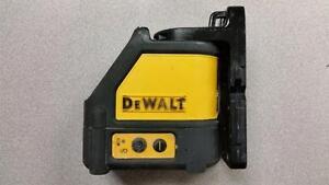 DeWALT DW087 Cross Line Laser