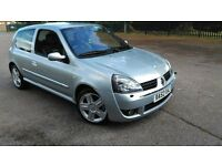 Renault Clio 172 Sport, Low Mileage, Excellent condition