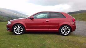 Audi a3 tdi £20 tax year 1.6 2011