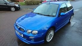 MG ZR 160 VVC 3 DOOR TROPHY BLUE