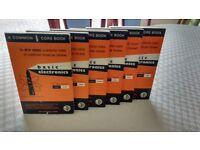 Full Course Of Basic Electronics Six Volumes