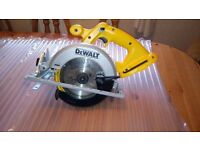 Dewalt DC390XRP 18v cordless Circular Saw, in MINTED CONDITION, AS NEW, see photos & details
