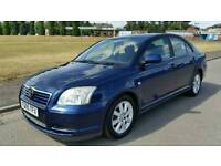 Toyota Avensis T3-S    5dr. July 2019 MOT.  vectra mondeo civic megane