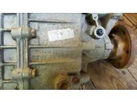 GEARBOX TRANSIT , 2 LITRE PETROL, CAMPERVAN ETC, LATE 80S ERA MK3