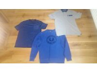 Kids fred perry tops