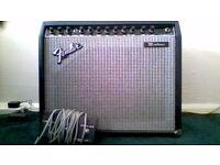 Fender 100watt amp