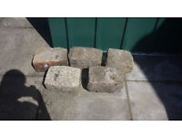 5 Granite Stones