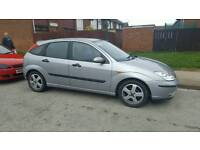 Ford focus 1.8tdci Low mileage