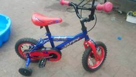 Kids bike 12 inch wheel