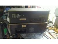 Vintage stereo system loft find!!
