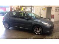 Peugeot 307s 1.6 petrol five door
